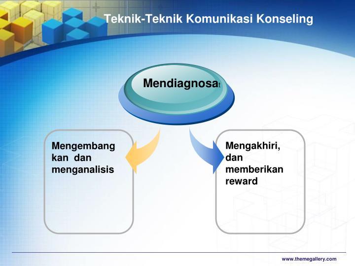 Mendiagnosa
