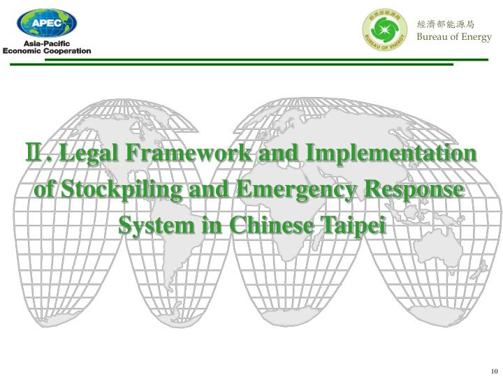 Ⅱ. Legal Framework and Implementation
