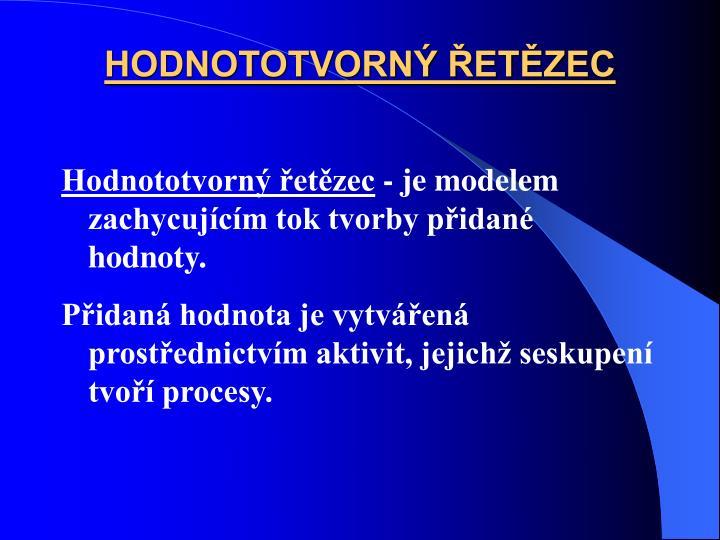HODNOTOTVORN ETZEC
