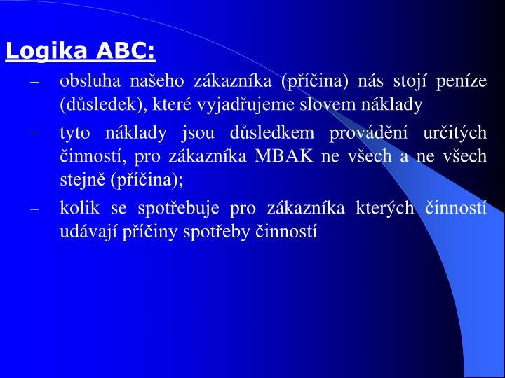 Logika ABC:
