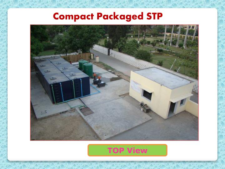Compact Packaged STP