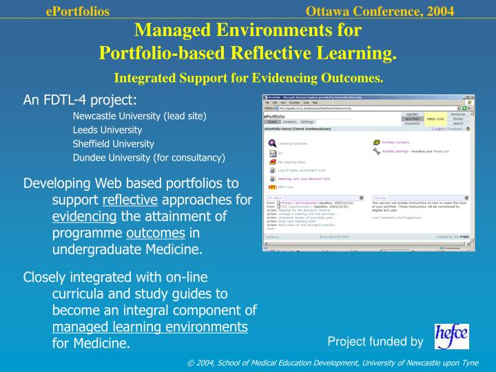 Managed Environments for