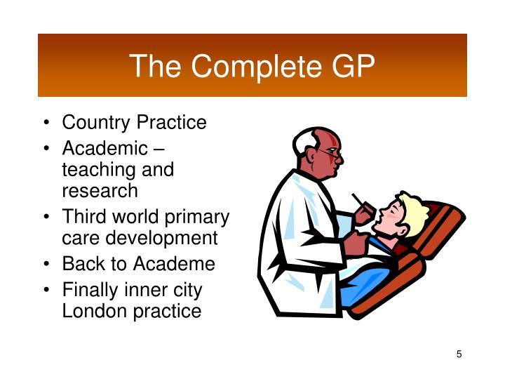 The Complete GP