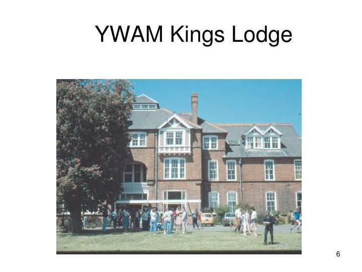 YWAM Kings Lodge