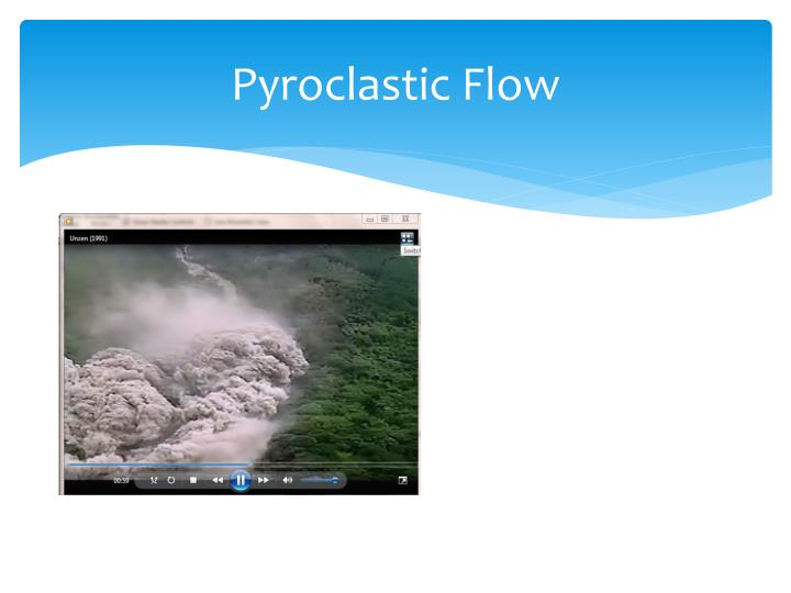 Pyroclastic Flow