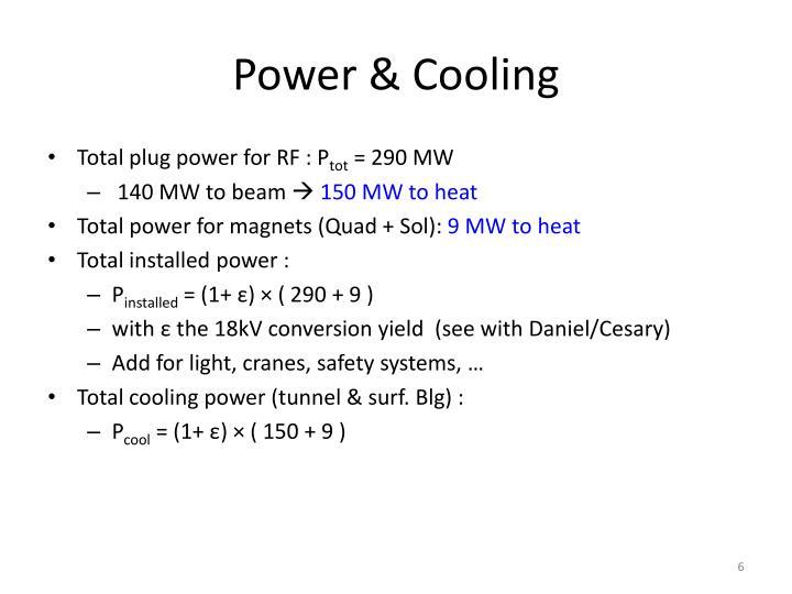 Power &