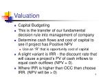 valuation3