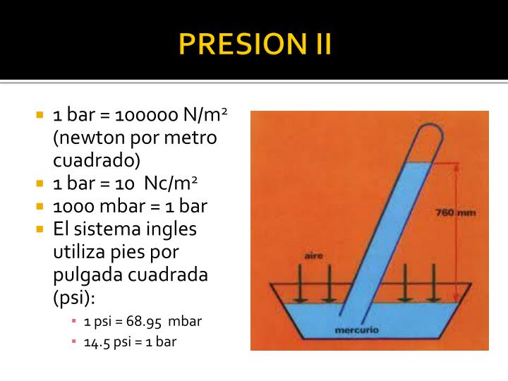 PRESION II