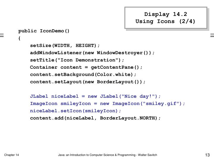 Display 14.2