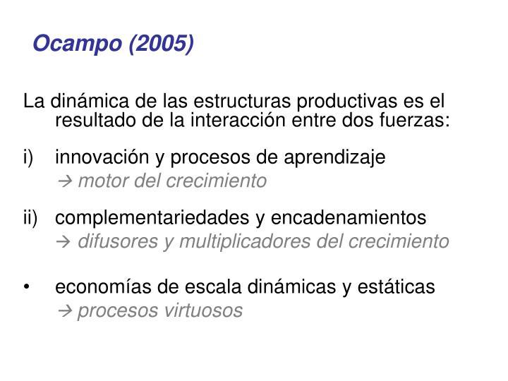 Ocampo (2005)
