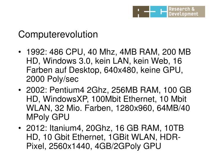Computerevolution