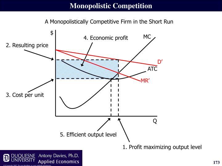 4. Economic profit