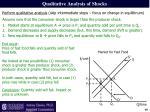 qualitative analysis of shocks4