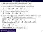 quantitative analysis of shocks3