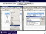 regression analysis8