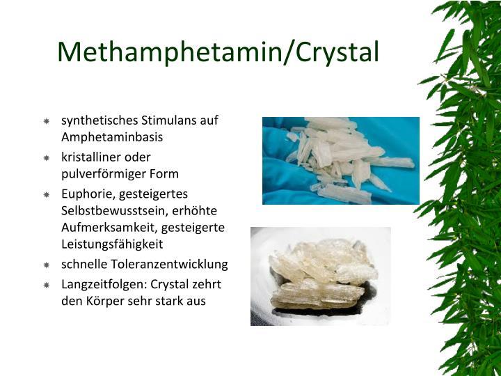 synthetisches Stimulans auf Amphetaminbasis