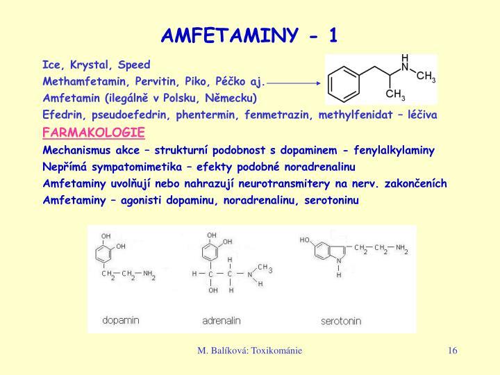AMFETAMINY - 1