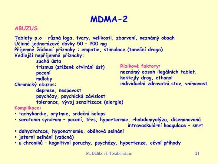 MDMA-2