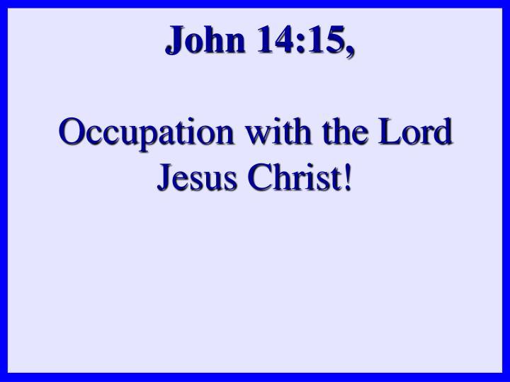 John 14:15,