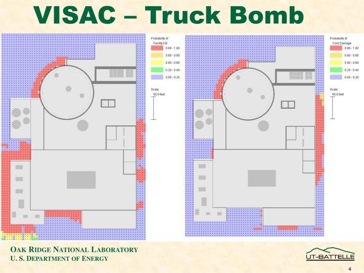 VISAC – Truck Bomb