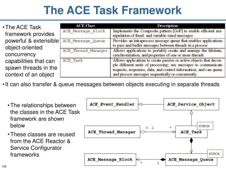 The ACE Task Framework
