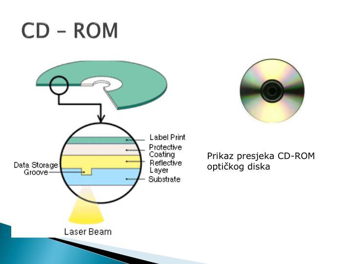 CD – ROM