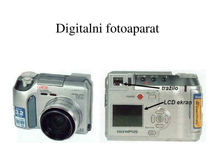 Digitalni fotoaparat