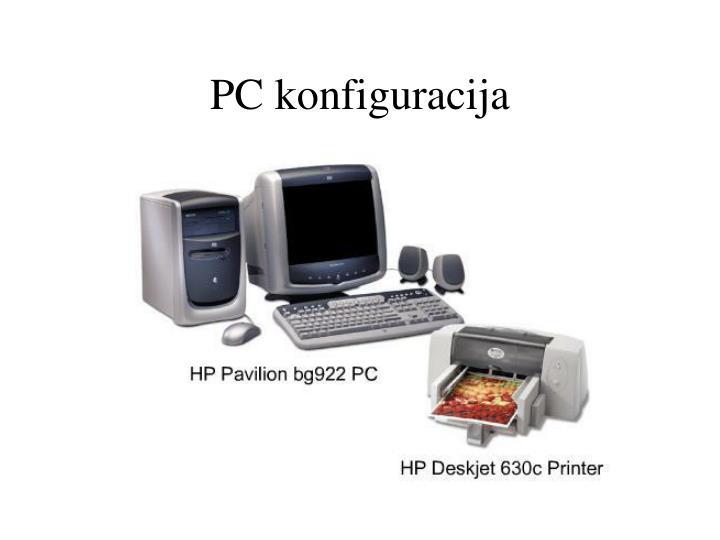 PC konfiguracija