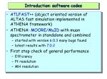 introduction software codes