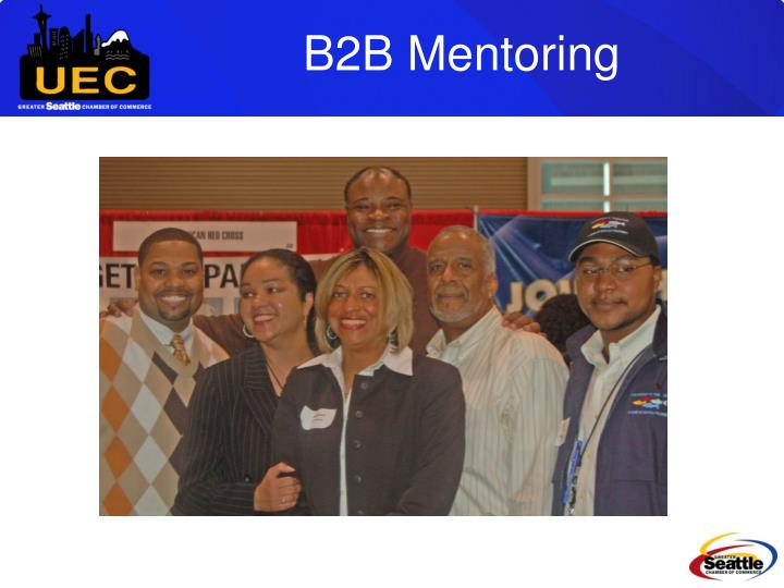 B2B Mentoring