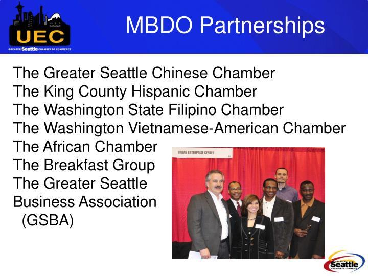 MBDO Partnerships