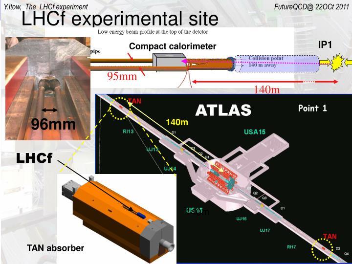 Compact calorimeter
