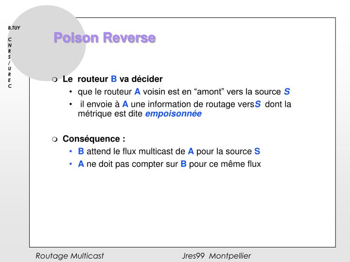 Poison Reverse
