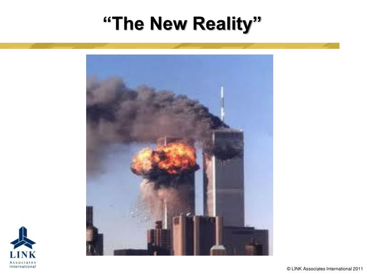 """The New Reality"""