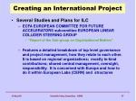 creating an international project2