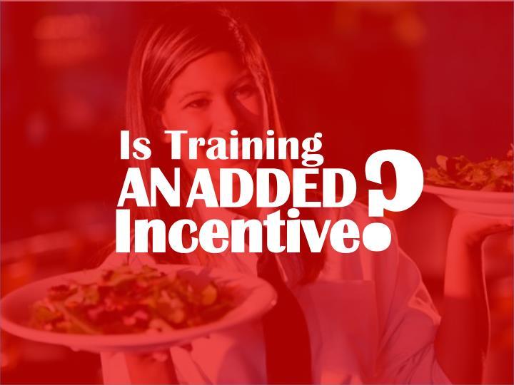 Is Training