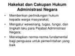 hakekat dan cakupan hukum administrasi negara1