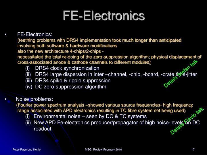 FE-Electronics