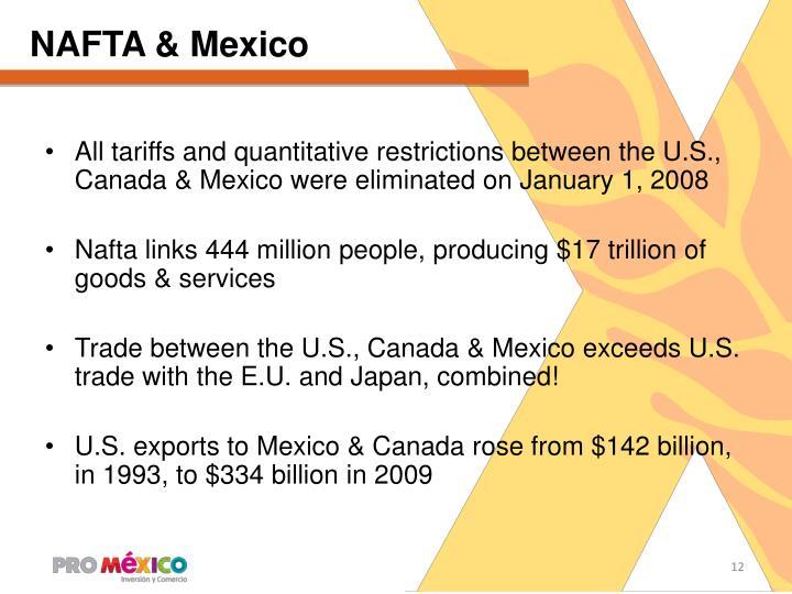 NAFTA & Mexico