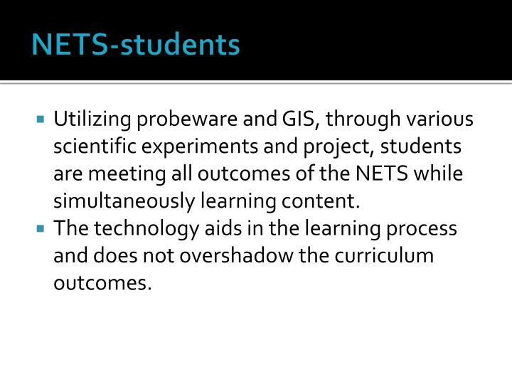 NETS-students