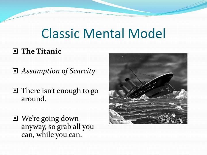 Classic Mental Model