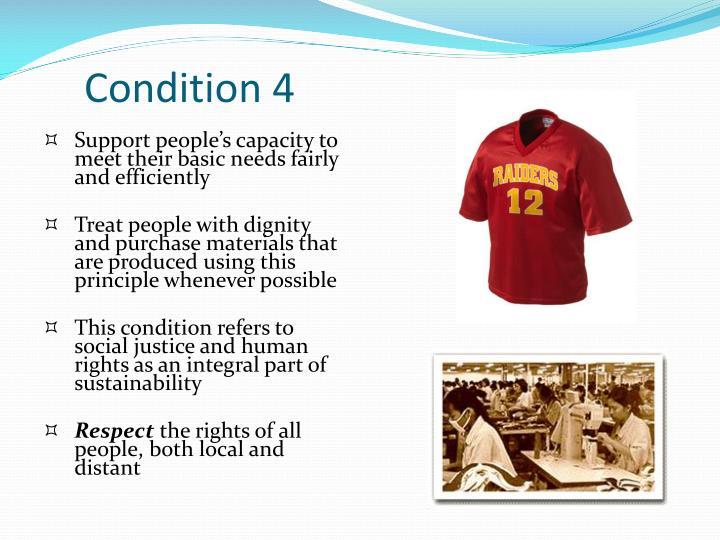 Condition 4