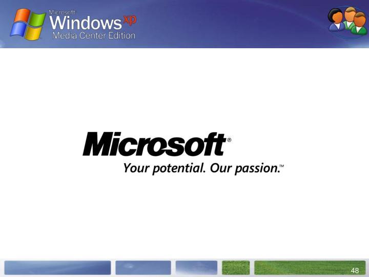 Windows Media Center 2005