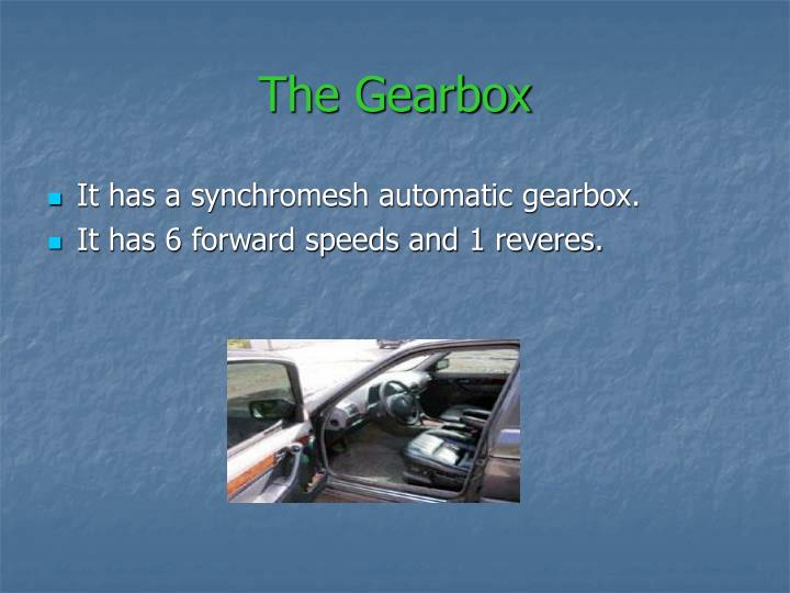 The Gearbox