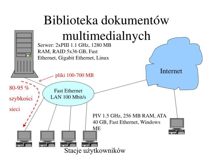 Biblioteka dokumentów multimedialnych