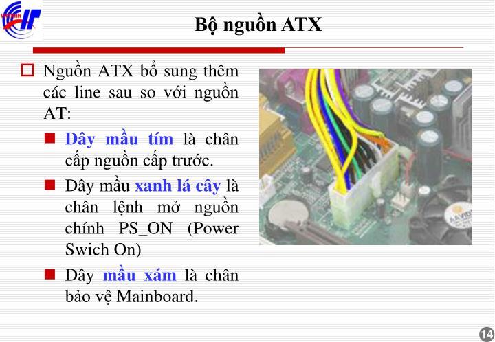 Bộ nguồn ATX