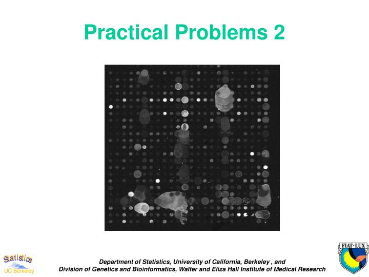 Practical Problems 2