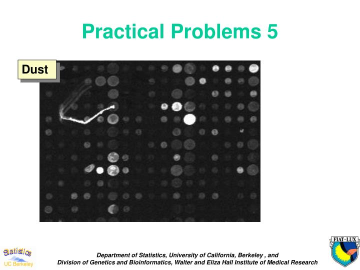 Practical Problems 5