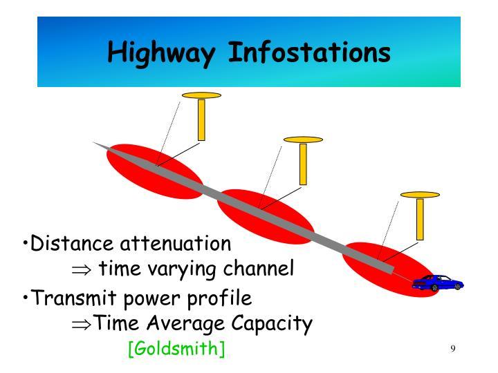 Highway Infostations