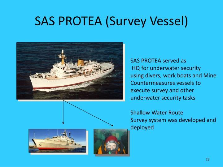 SAS PROTEA (Survey Vessel)